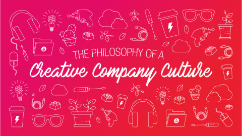 The Philosophy of a Creative Company Culture