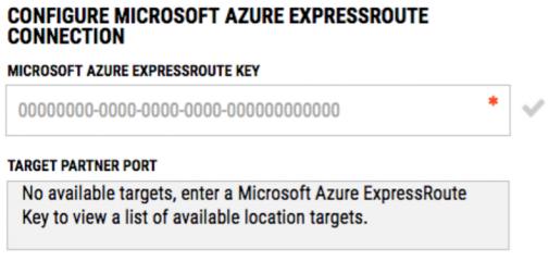 Microsoft-Azure-ExpressRoute-Service-Key