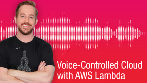 Voice-Controlled Cloud with AWS Lambda