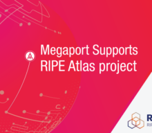 Megaport Supports RIPE Atlas Project