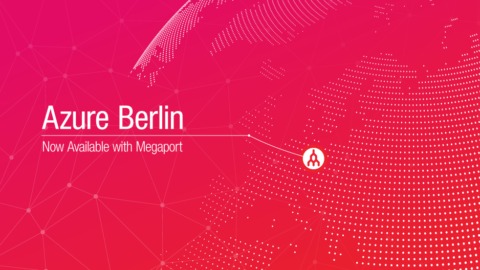 Azure Berlin, Now Available with Megaport