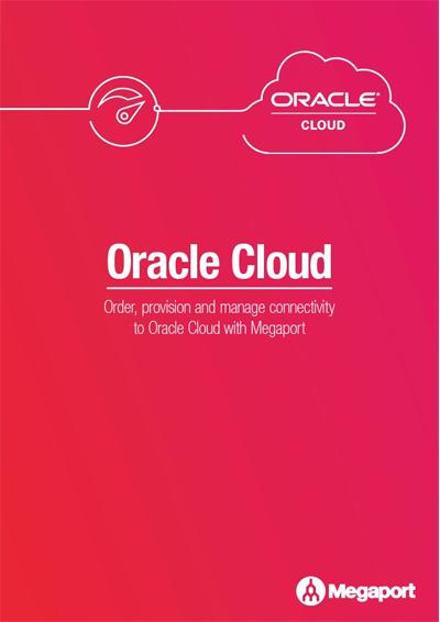 Oracle Cloud Infopaper