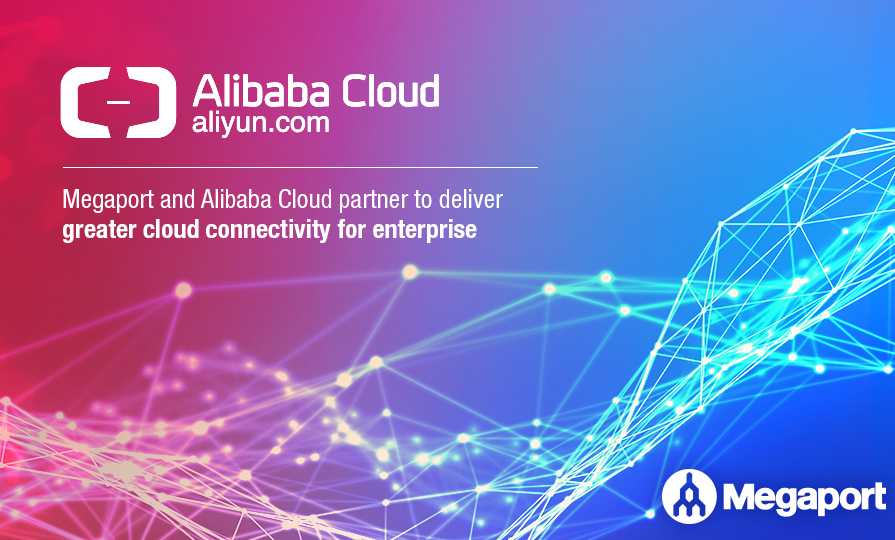 Alibaba Cloud now available on Megaport