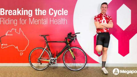 Breaking the Cycle: Riding for Mental Health