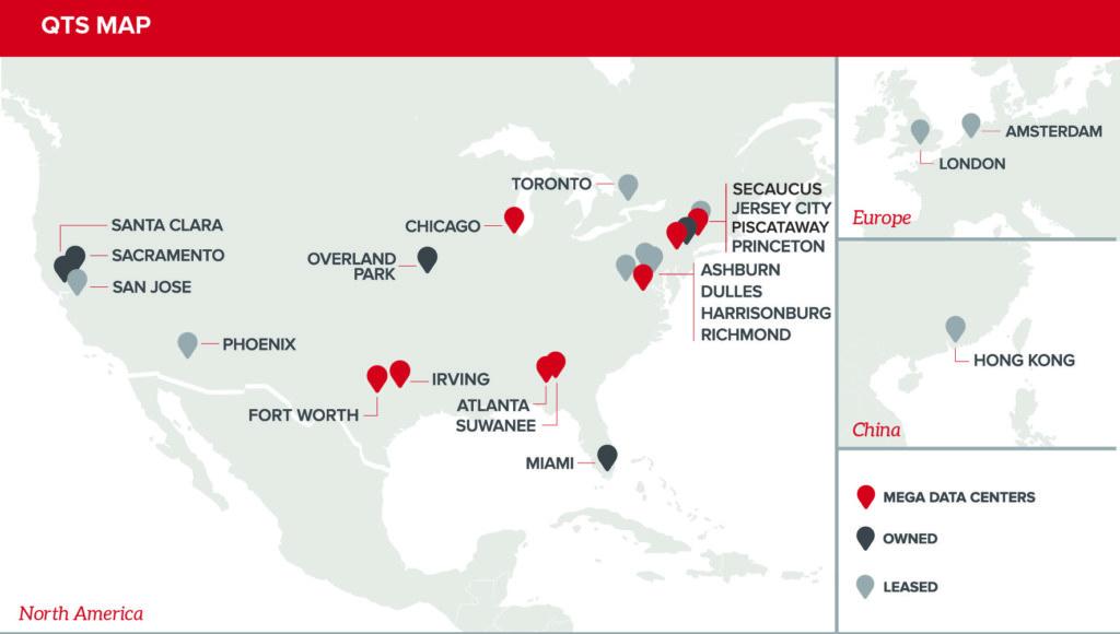 QTS Map 2017 domestic
