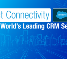 Direct Connectivity to the World's Leading CRM Services