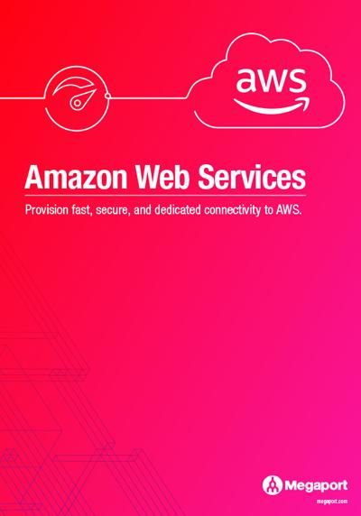 AWS Connectivity Infopaper