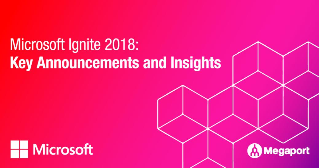 Microsoft-Ignite-2018