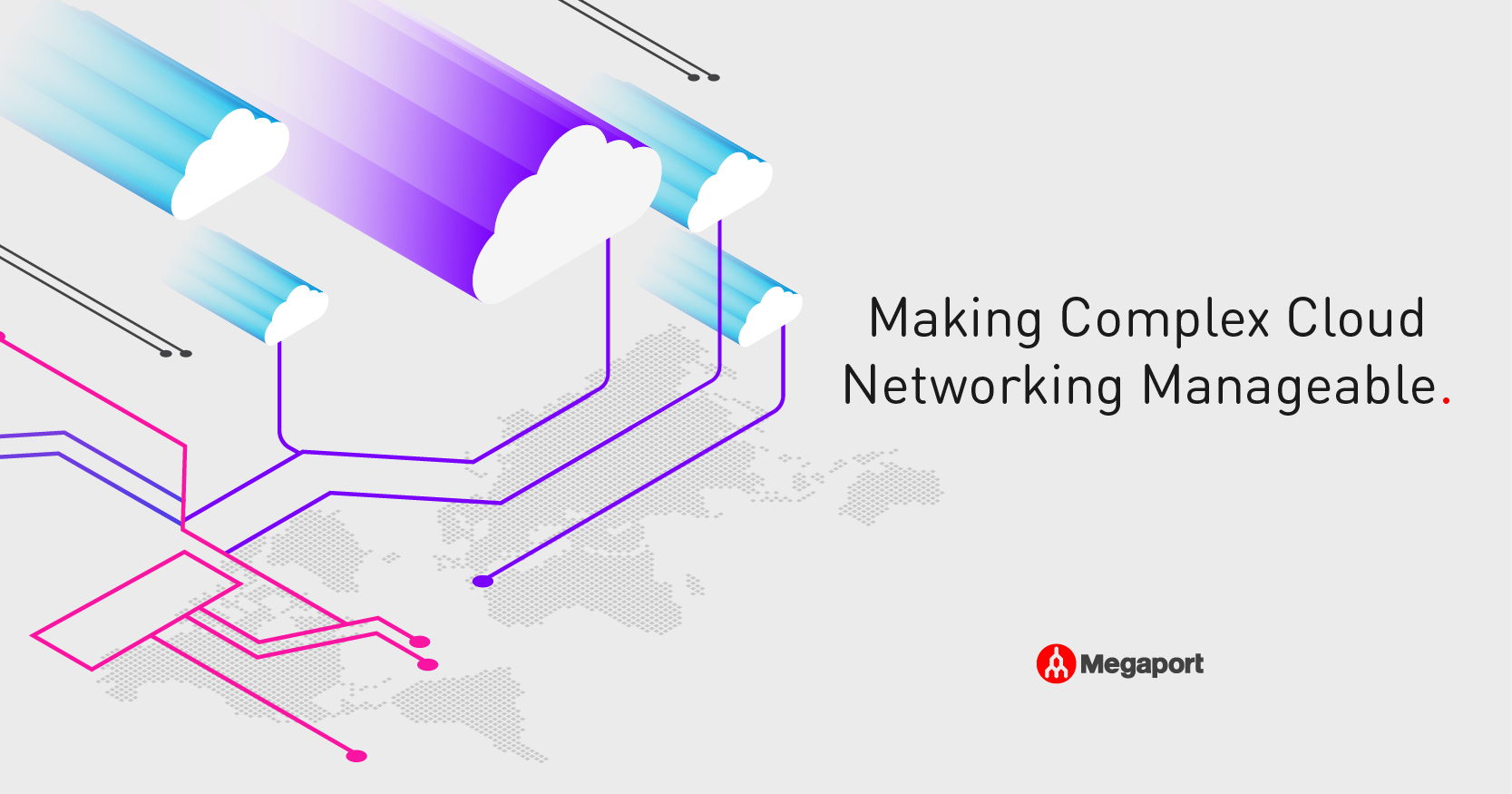 Making Complex Cloud Networking Manageable